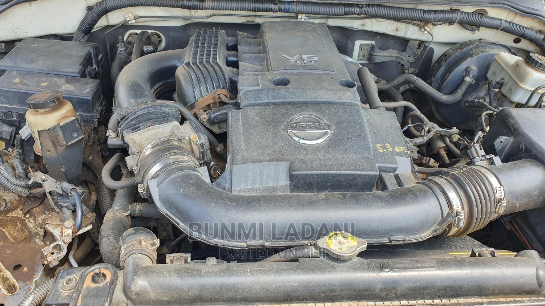 Archive: Nissan Xterra 2005 Automatic White