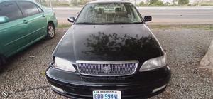Toyota Corolla 2002 Sedan Black | Cars for sale in Abuja (FCT) State, Kubwa