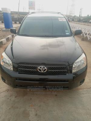Toyota RAV4 2007 2.0 D-4d 4x4 Black   Cars for sale in Lagos State, Surulere
