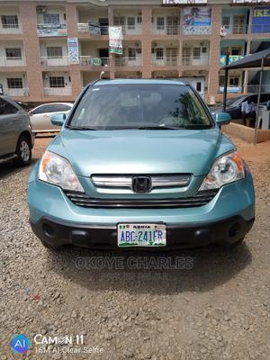 Honda CR-V 2008 Green   Cars for sale in Abuja (FCT) State, Gwarinpa