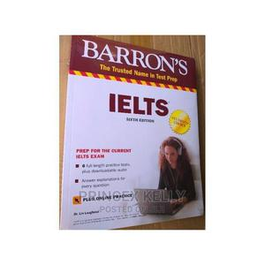 Ielts Barron   Books & Games for sale in Lagos State, Yaba