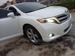 Toyota Venza 2015 White   Cars for sale in Lagos State, Alimosho