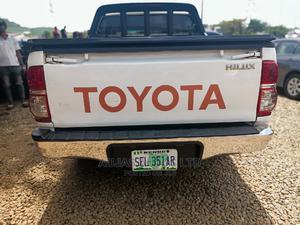 Toyota Hilux 2008 2.0 VVTi SRX White | Cars for sale in Abuja (FCT) State, Gwarinpa