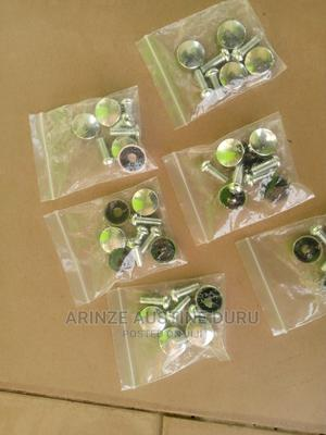 Anti Theft License Plate Screws | Vehicle Parts & Accessories for sale in Abuja (FCT) State, Gudu