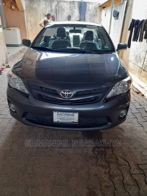 Toyota Corolla 2011 Gray | Cars for sale in Kaduna State, Kaduna / Kaduna State