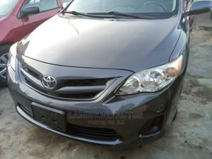 Toyota Corolla 2013 Gray | Cars for sale in Lagos State, Ogba