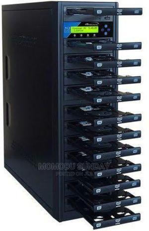 Lg 10-1 CD /DVD Duplicator Machine | Audio & Music Equipment for sale in Lagos State, Ikeja