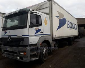 Mercedes-Benz Atego 2002 White | Trucks & Trailers for sale in Lagos State, Abule Egba