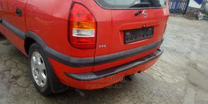 Opel Zafira 2003 Red   Cars for sale in Lagos State, Ajah