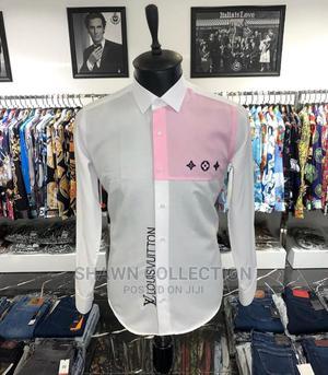 Louis Vuitton Luxury Men Shirts   Clothing for sale in Lagos State, Lagos Island (Eko)