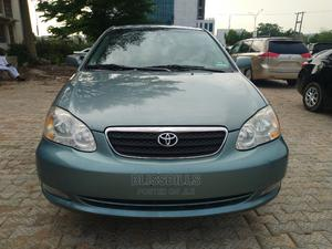 Toyota Corolla 2007 LE Blue | Cars for sale in Abuja (FCT) State, Central Business Dis