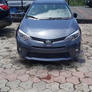 Toyota Corolla 2015 Blue | Cars for sale in Lagos State, Lekki