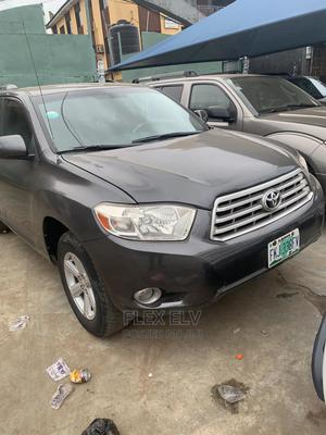Toyota Highlander 2010 Gray   Cars for sale in Lagos State, Isolo