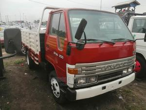 Toyota Dyna 200 6tyres Old Model Red   Trucks & Trailers for sale in Lagos State, Apapa