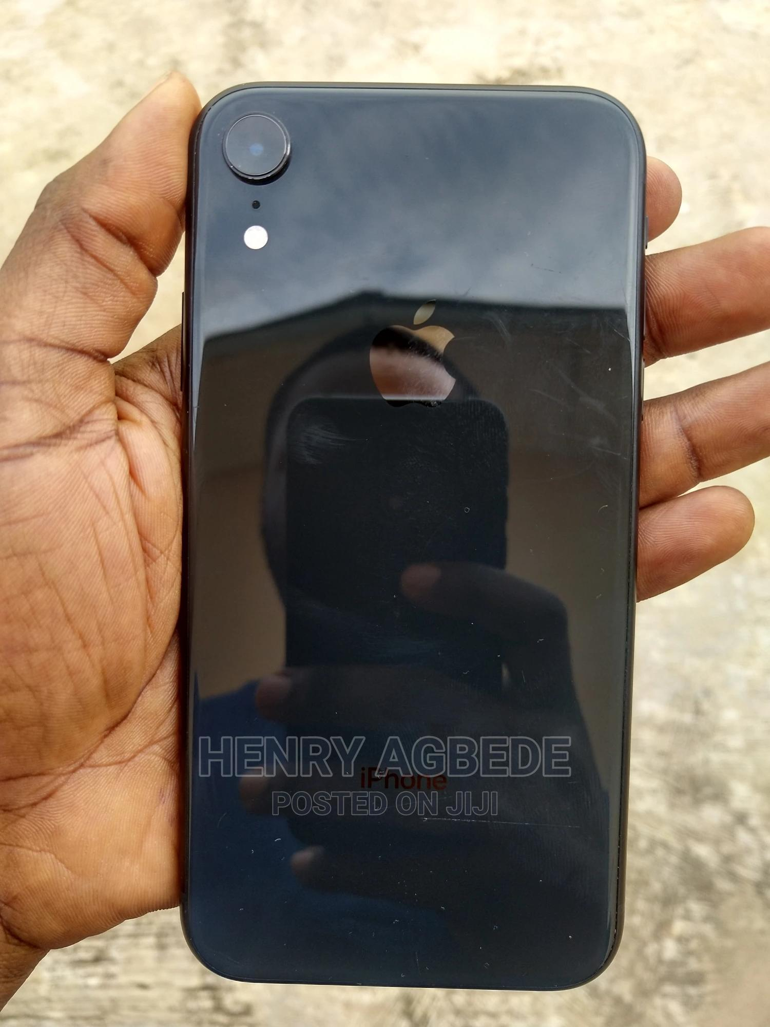 Apple iPhone XR 64 GB Black | Mobile Phones for sale in Akure, Ondo State, Nigeria