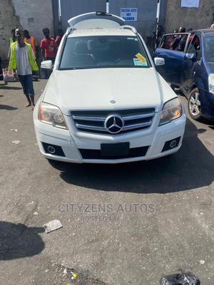 Mercedes-Benz GLK-Class 2011 350 4MATIC White | Cars for sale in Lagos State, Magodo