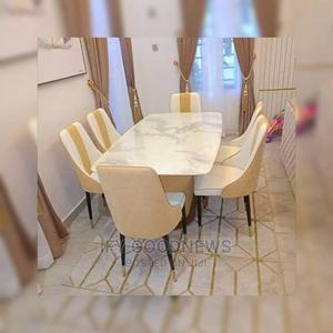 Royal Dinning Table by 6 Seaters   Furniture for sale in Lagos State, Ajah