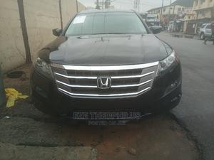 Honda Accord CrossTour 2011 EX-L Black | Cars for sale in Lagos State, Surulere