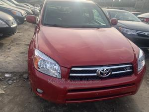 Toyota RAV4 2008 Limited V6 Red | Cars for sale in Lagos State, Amuwo-Odofin