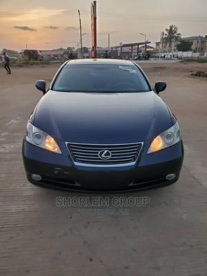 Lexus ES 2007 Black   Cars for sale in Lagos State, Ogba