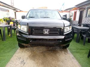 Honda Ridgeline 2007 Black | Cars for sale in Lagos State, Ogudu
