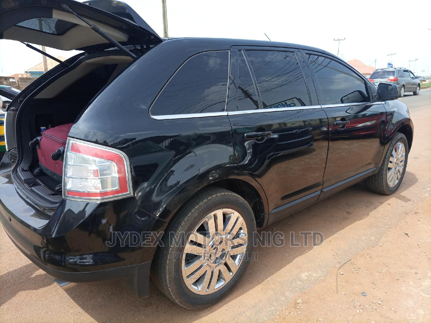 Ford Edge 2010 Black | Cars for sale in Ilorin South, Kwara State, Nigeria