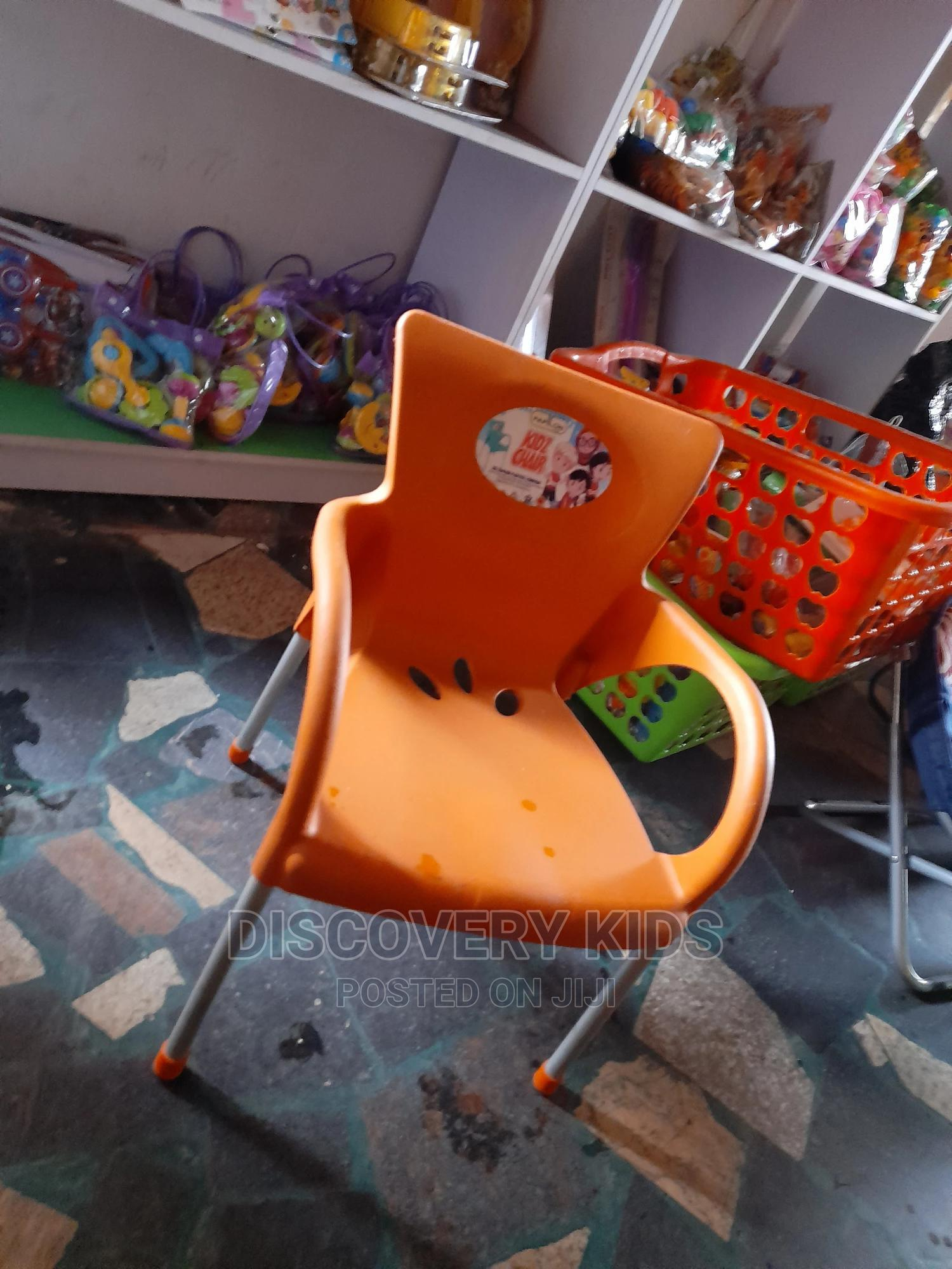 Archive: Plastic Chair With Handles for Kids