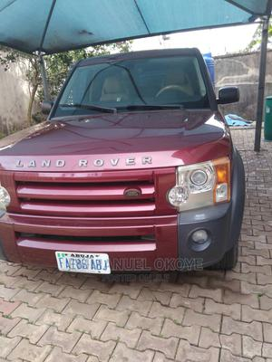 Land Rover LR3 2006 SE Red | Cars for sale in Lagos State, Lekki