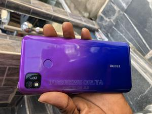 New Tecno Pop 4 Pro 16 MP Blue   Mobile Phones for sale in Lagos State, Ikeja