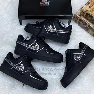 Quality Designer Nike Leather Sneakers Available for U | Shoes for sale in Lagos State, Lagos Island (Eko)
