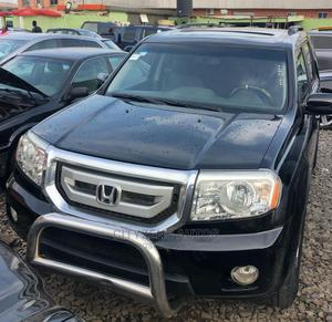 Honda Pilot 2011 Gray | Cars for sale in Lagos State, Ogba