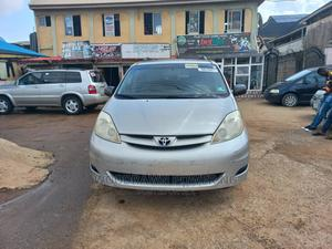 Toyota Sienna 2008 Silver | Cars for sale in Lagos State, Isolo