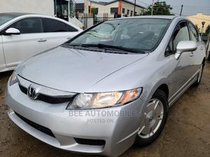 Honda Civic 2008 1.4i Sport Automatic Silver   Cars for sale in Lagos State, Ojodu