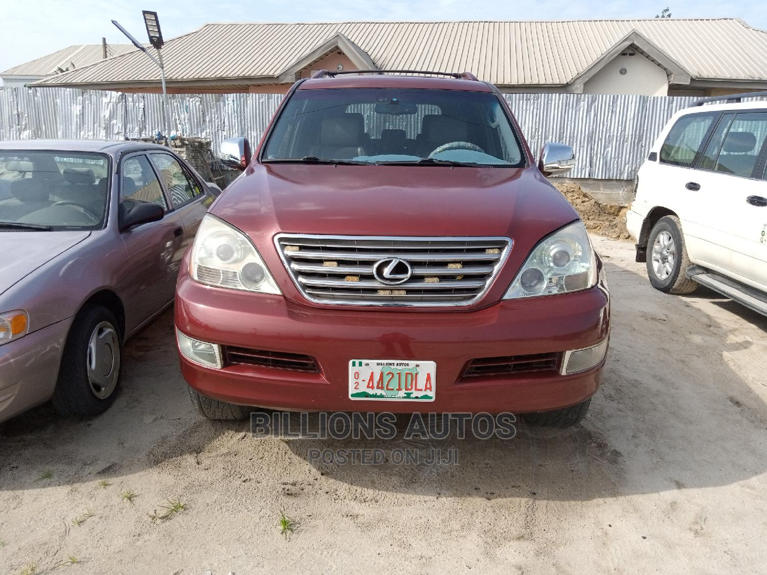 Archive: Lexus GX 2008 Other