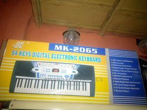 54 Keys Digital Electronic Keyboard,MK-2065 | Musical Instruments & Gear for sale in Lagos State, Ikeja