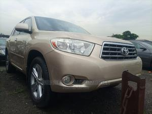 Toyota Highlander 2009 Limited Gold   Cars for sale in Lagos State, Apapa