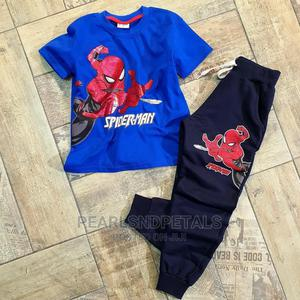 Spiderman 2pcs | Children's Clothing for sale in Lagos State, Ojodu