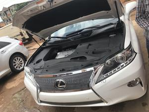 Lexus RX 2014 350 AWD White | Cars for sale in Lagos State, Agege
