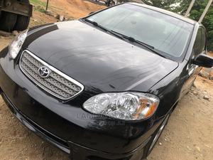 Toyota Corolla 2004 LE Black | Cars for sale in Abuja (FCT) State, Gwarinpa