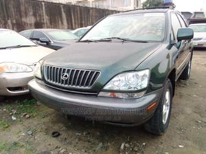Lexus RX 2001 300 Green   Cars for sale in Lagos State, Isolo