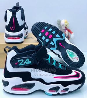 """Nike Penny Sneakers """"White/Black/Pink""""   Shoes for sale in Lagos State, Lagos Island (Eko)"""