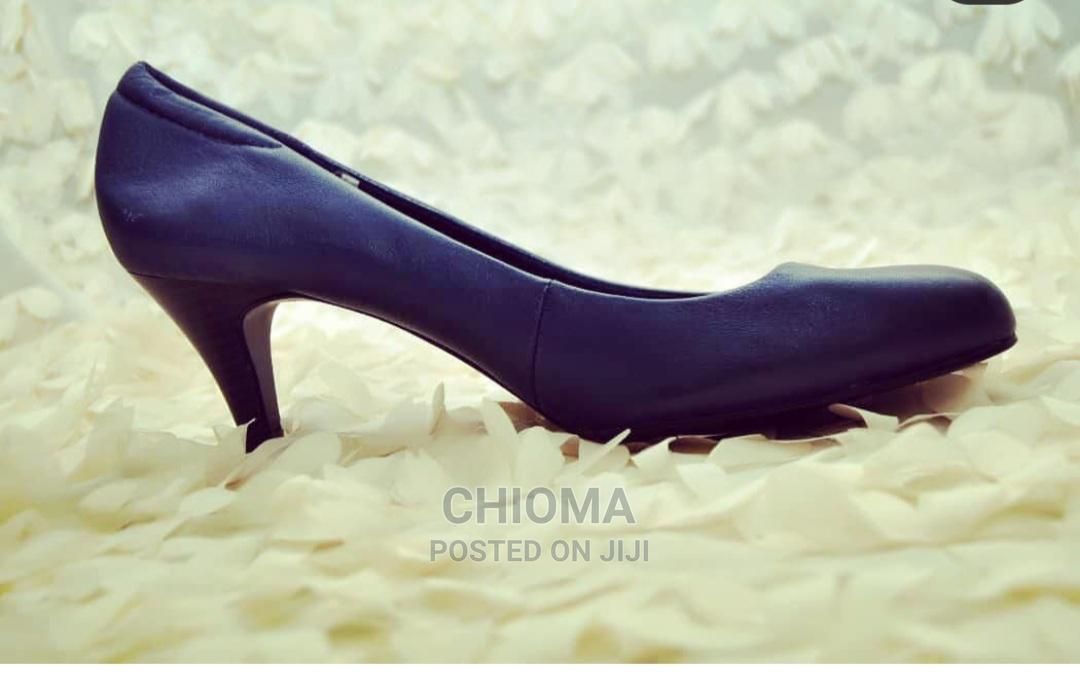 Archive: Leather Court Shoes