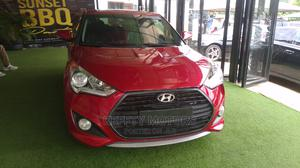 Hyundai Veloster 2014 Red | Cars for sale in Abuja (FCT) State, Central Business Dis