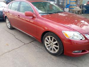 Lexus GS 2007 300 Red | Cars for sale in Lagos State, Amuwo-Odofin