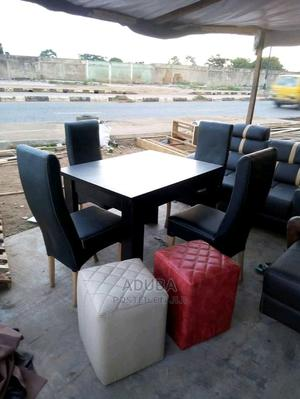 Set of Dining With 2 Automan | Furniture for sale in Lagos State, Ikeja