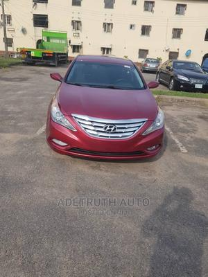 Hyundai Sonata 2011 Brown | Cars for sale in Lagos State, Abule Egba