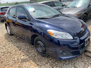 Toyota Matrix 2009 Blue | Cars for sale in Lagos State, Ikeja