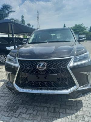 New Lexus LX 2020 Black | Cars for sale in Lagos State, Victoria Island