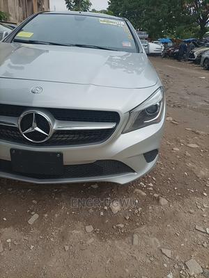Mercedes-Benz CLA-Class 2014 Silver | Cars for sale in Abuja (FCT) State, Garki 2