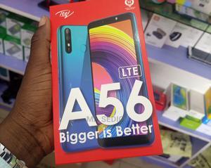 New Itel A56 16 GB Black | Mobile Phones for sale in Kaduna State, Kaduna / Kaduna State